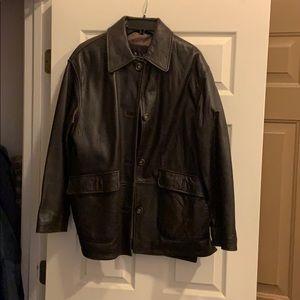 Winlit leather jacket sold by Victoria Secret